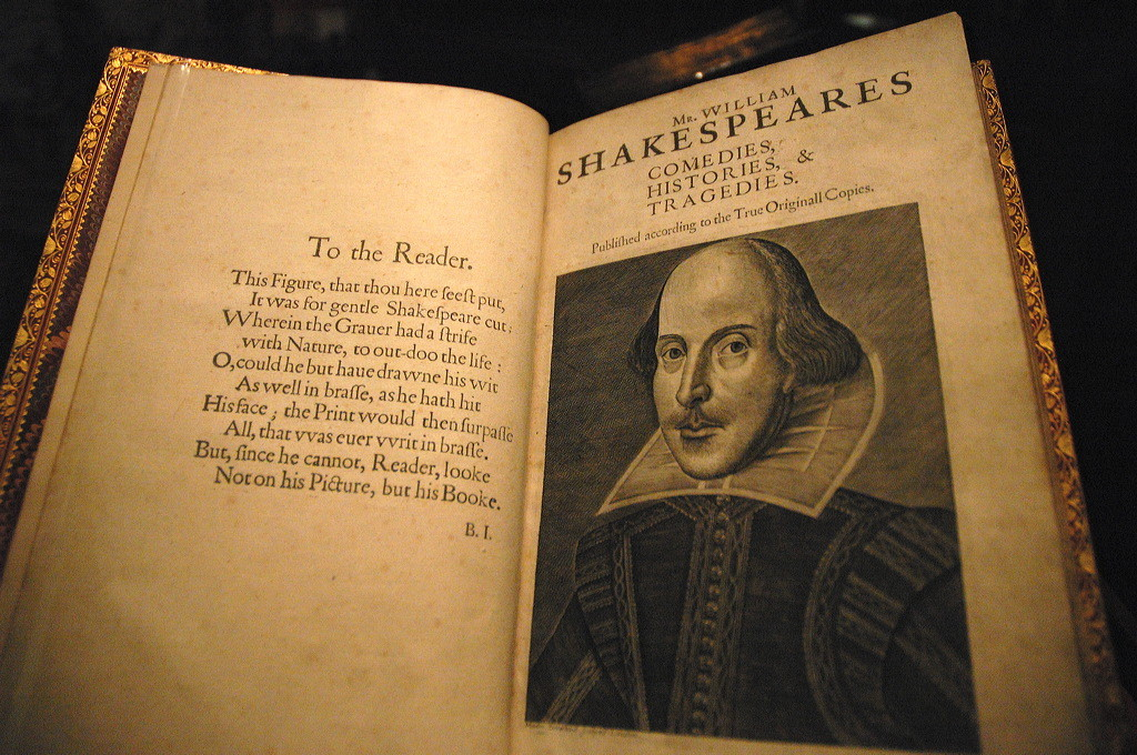 an introduction to the literature and life by william shakespeare This free online course will look at the life and works of william shakespeare and take you in english literature with an introduction to the.